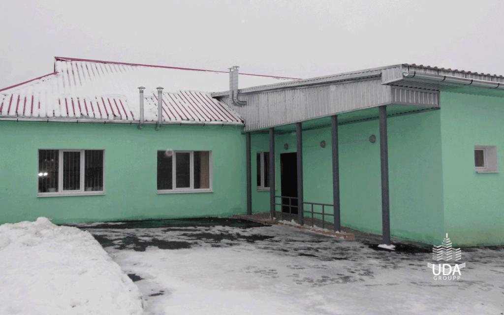 Ремонт фасадов в альметьевске