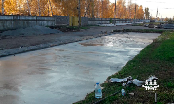 бетонные дорожные покрытия