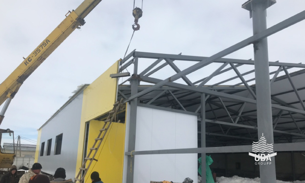 Капитальное строительство под ключ Харьков
