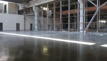 Промислові бетонні підлоги «топпінги»